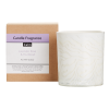 Natural Candle eliminating pet odour, Gm free and organic with Essential oils of lavender, rose and ho-wood to help calm