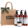Gift Bag, Fragrance No.1 Shampoo and Perfume, Healing Paw Balm and Conditioner