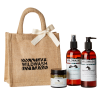 This set makes the perfect equine gift. It includes:  300ml WildWash Whitening Shampoo for Grey, Palomino and White Coats with Chamomile Flower, Lavender and Ylang Ylang 100ml WildWash Wonder Balm for Hooves and Wounds with Organic Shea Butter, Sea Buckth